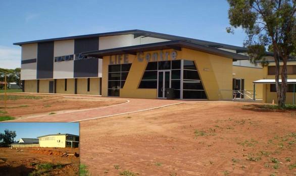 Loxton Lutheran School   'LIFE CENTRE'