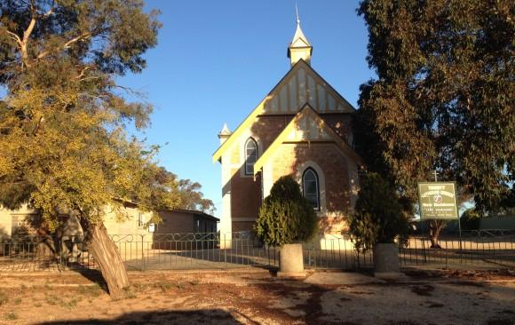 Restoration of New Residence Church