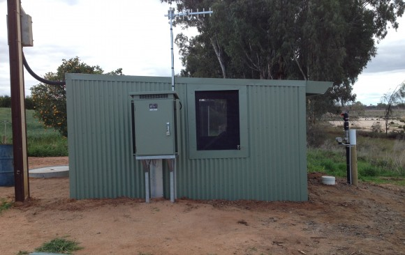 Pump Shed Upgrade